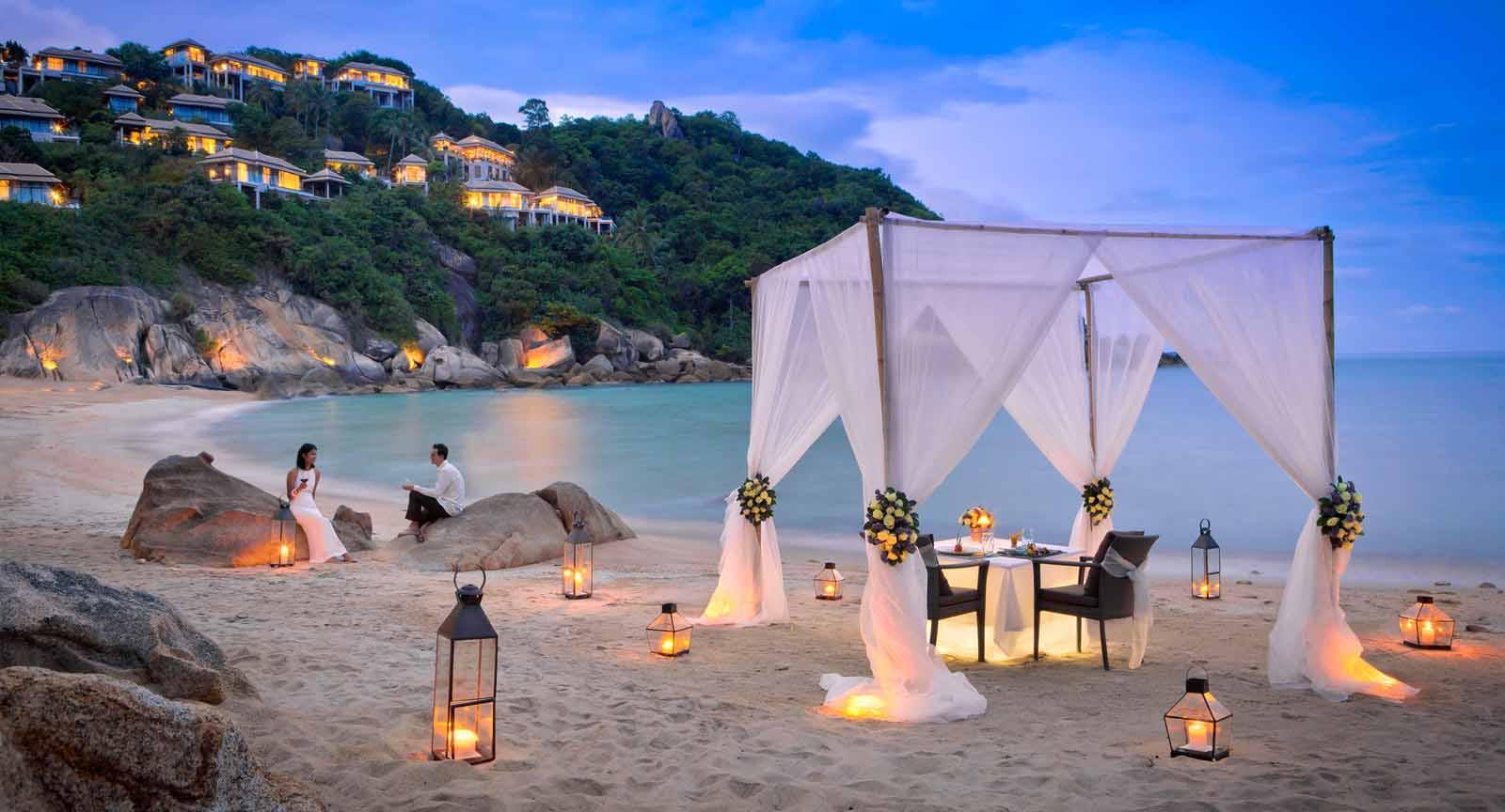 Top 10 Best Romantic International Honeymoon Destinations