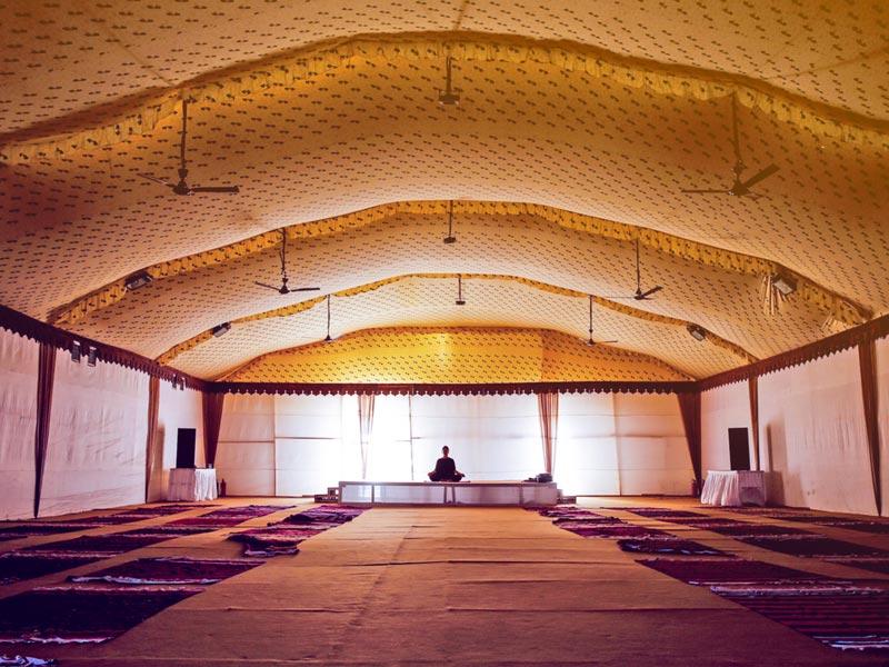 Conference & Meditation Hall