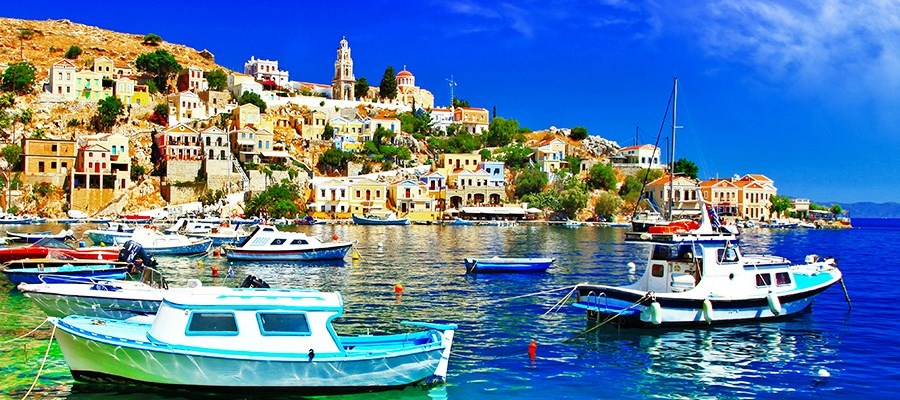 Greek Islands Tour Packages Athens Mykonos Santorini