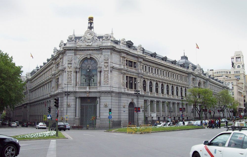 Bank of Spain -Ministry of Public works and Transport