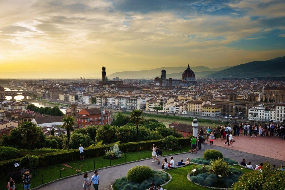 Florence- Piazza Del Duomo, Piazzale Michelangelo
