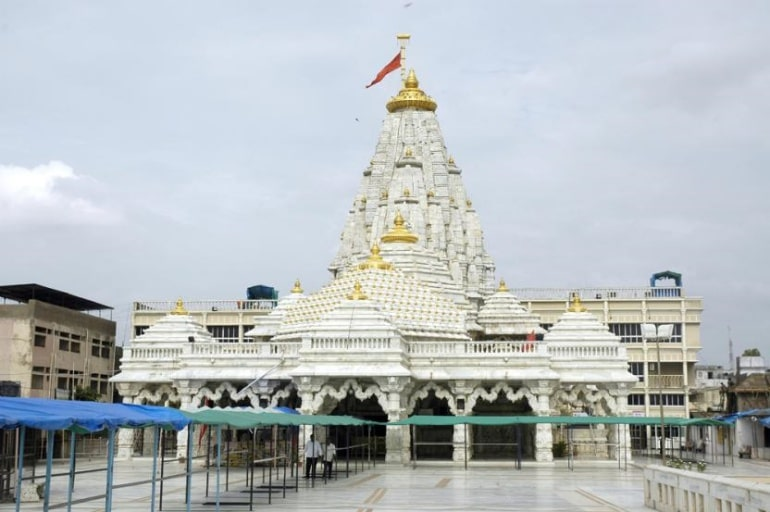 Places to Visit near Ahmedabad - Ambaji Tour with Dharoi Dam & Vadnagar