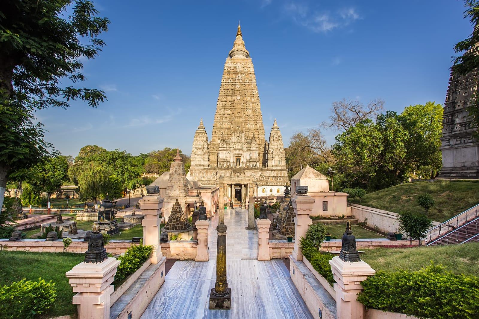 Bodhgaya and Mahabodhi Temple