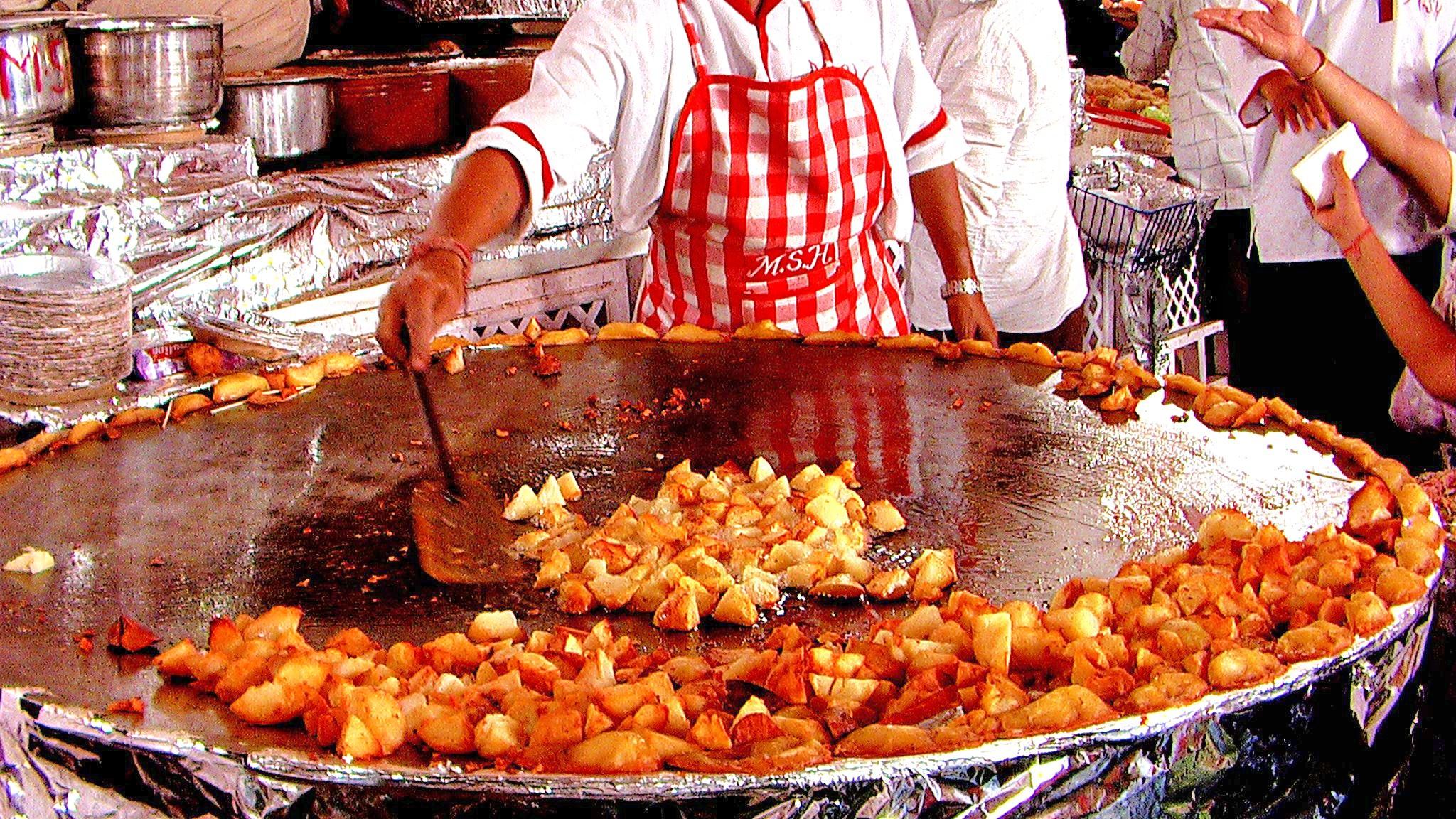 Delhi's Street Food