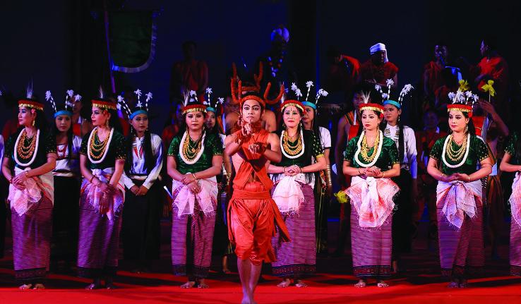 Sangai Festival at Imphal