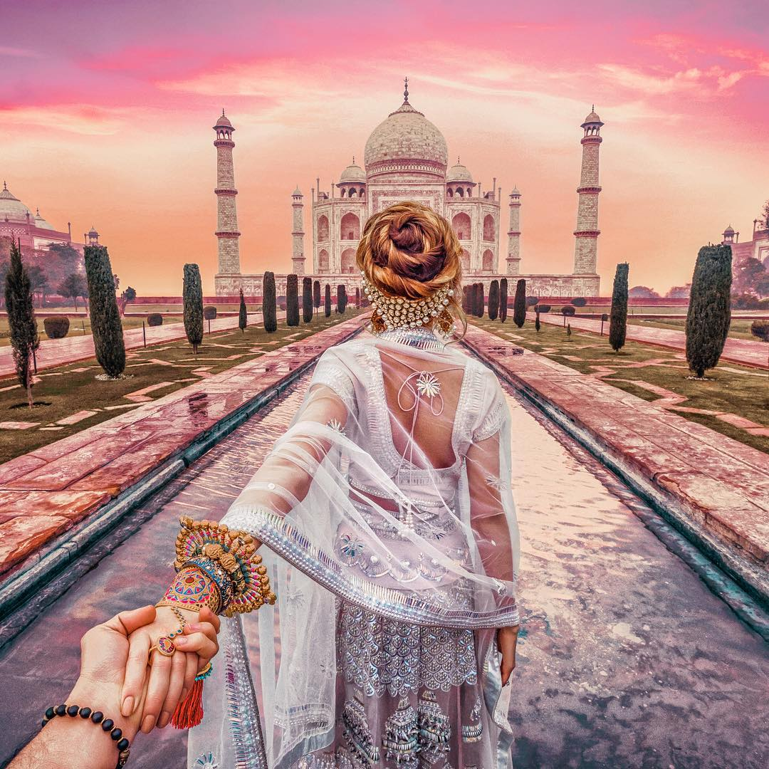 Best Destination & Places for Pre-Wedding Shoot in India